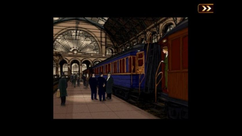 Screenshot 4 - The Last Express