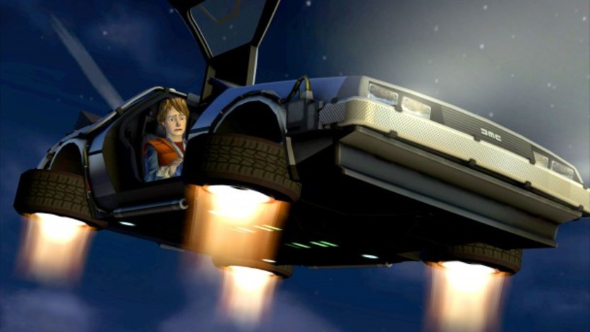 Screenshot 8 - Back to the Future: The Game