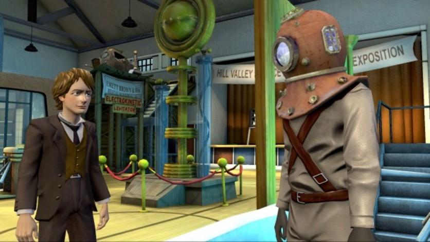 Screenshot 10 - Back to the Future: The Game