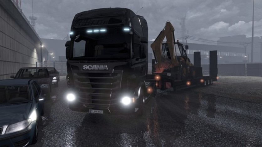 Screenshot 2 - Scania Truck Driving Simulator