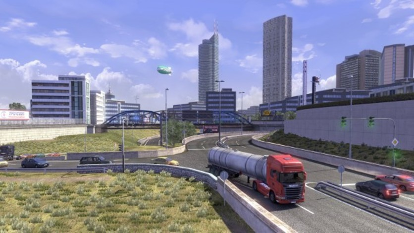 Screenshot 3 - Scania Truck Driving Simulator