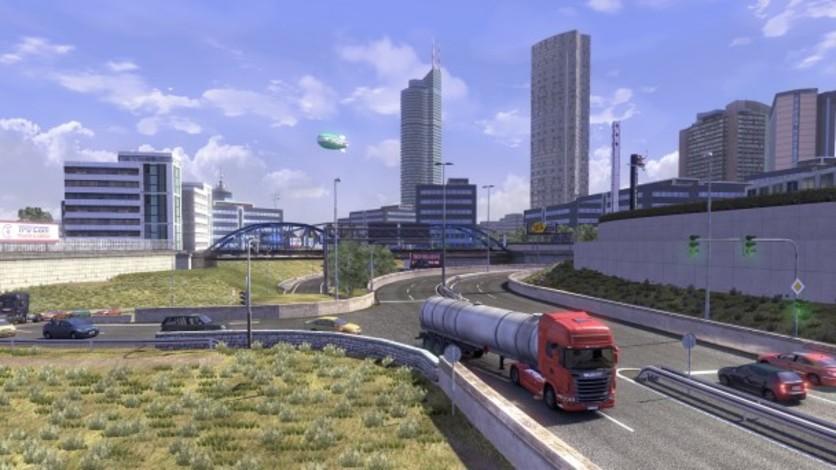 Screenshot 3 - Scania Truck Driving Simulator