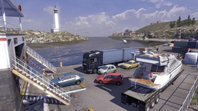 Screenshot 4 - Scania Truck Driving Simulator