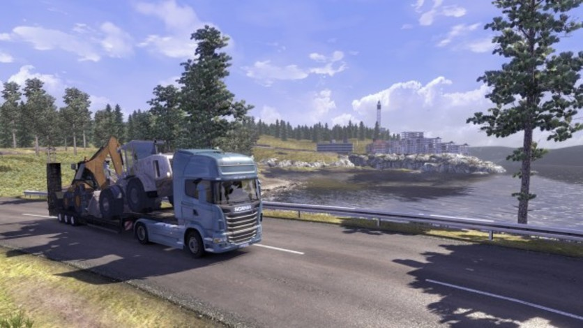 Screenshot 5 - Scania Truck Driving Simulator