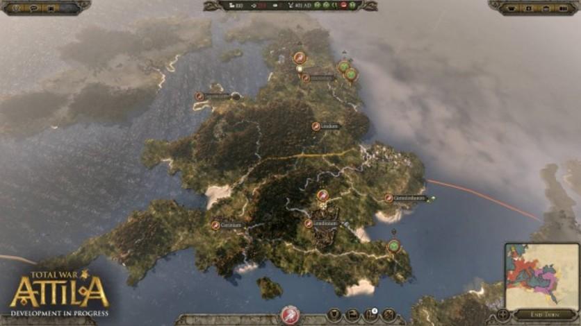 Screenshot 4 - Total War: ATTILA