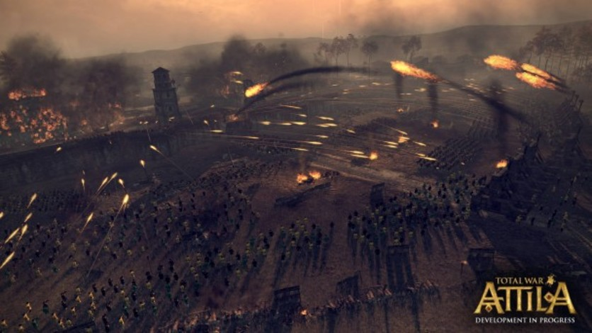 Screenshot 5 - Total War: ATTILA