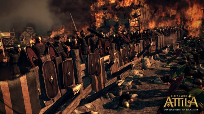 Screenshot 10 - Total War: ATTILA