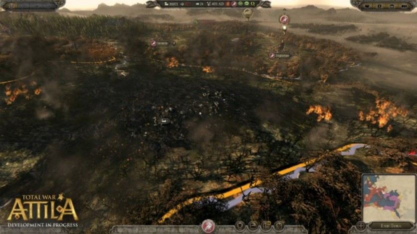 Screenshot 12 - Total War: ATTILA