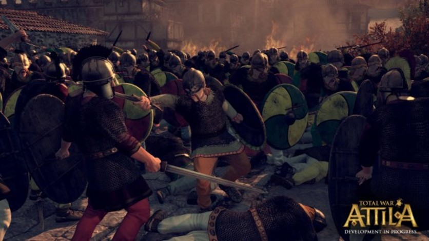 Screenshot 7 - Total War: ATTILA