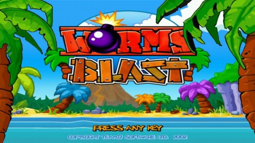 Screenshot 7 - Worms Blast