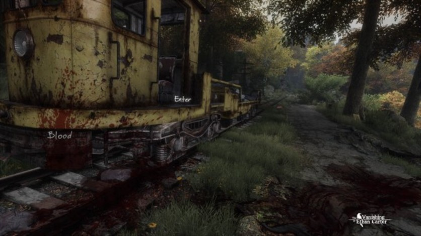 Screenshot 5 - The Vanishing of Ethan Carter