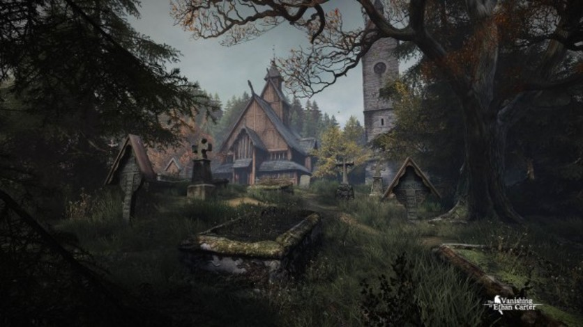 Screenshot 3 - The Vanishing of Ethan Carter