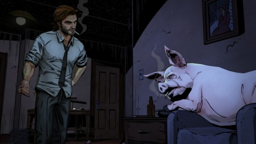 Screenshot 7 - The Wolf Among Us