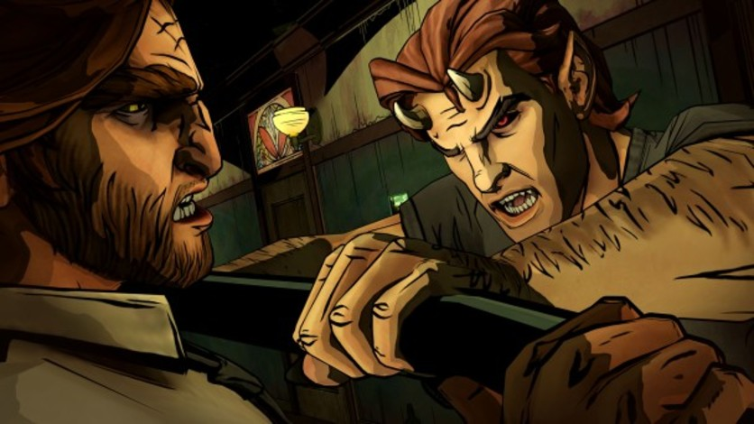 Screenshot 5 - The Wolf Among Us