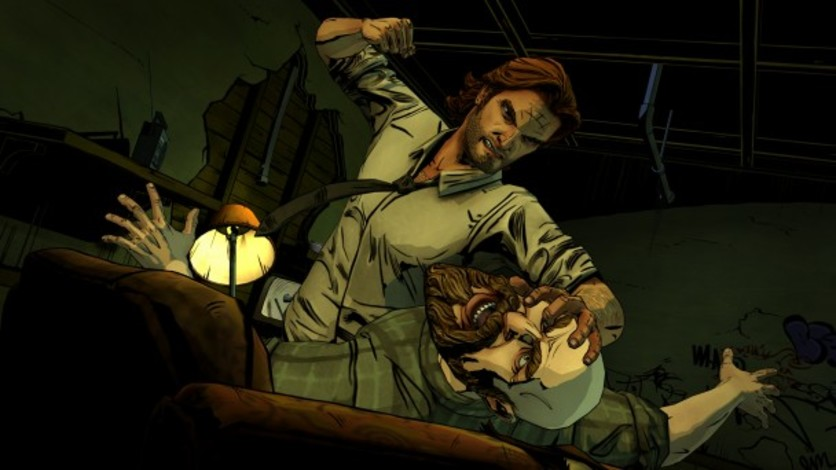 Screenshot 6 - The Wolf Among Us