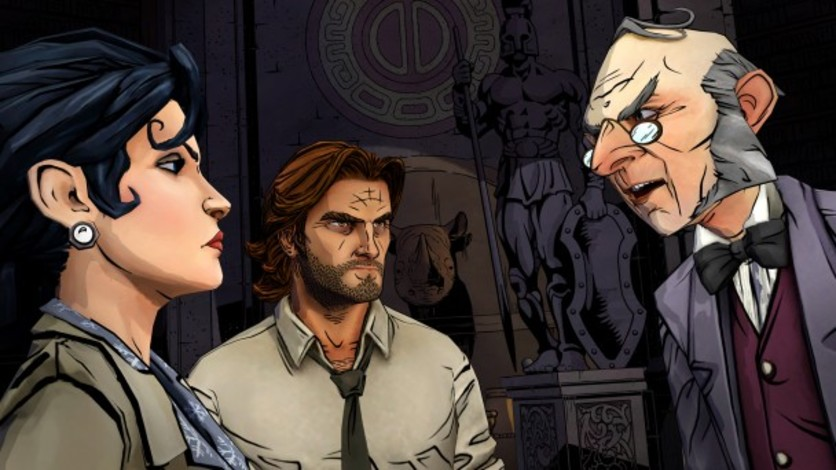 Screenshot 10 - The Wolf Among Us