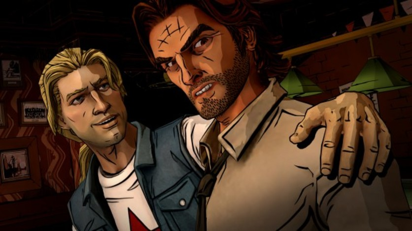 Screenshot 12 - The Wolf Among Us