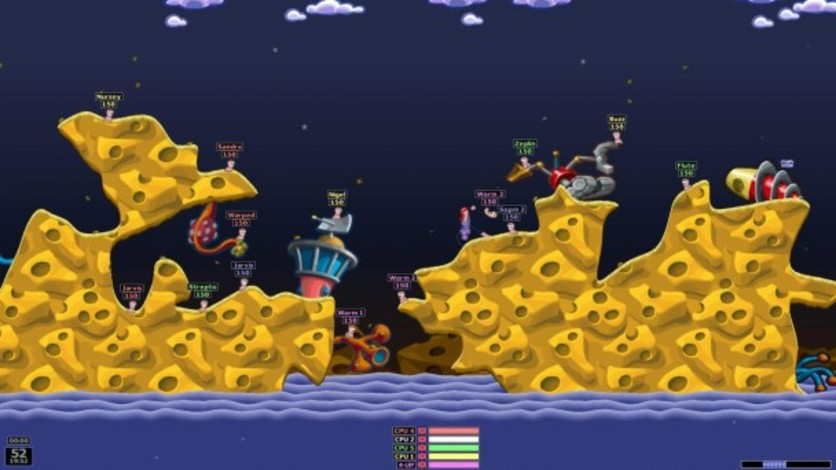 Screenshot 8 - Worms Armageddon