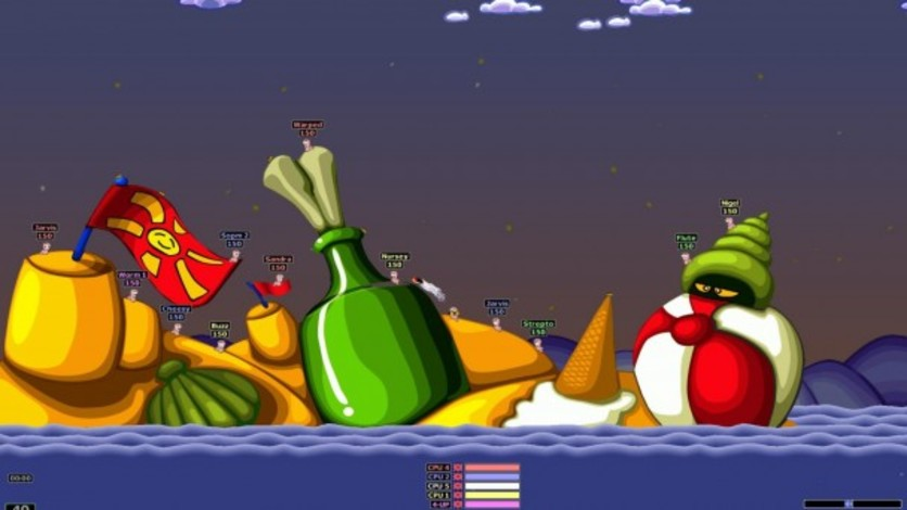 Screenshot 7 - Worms Armageddon