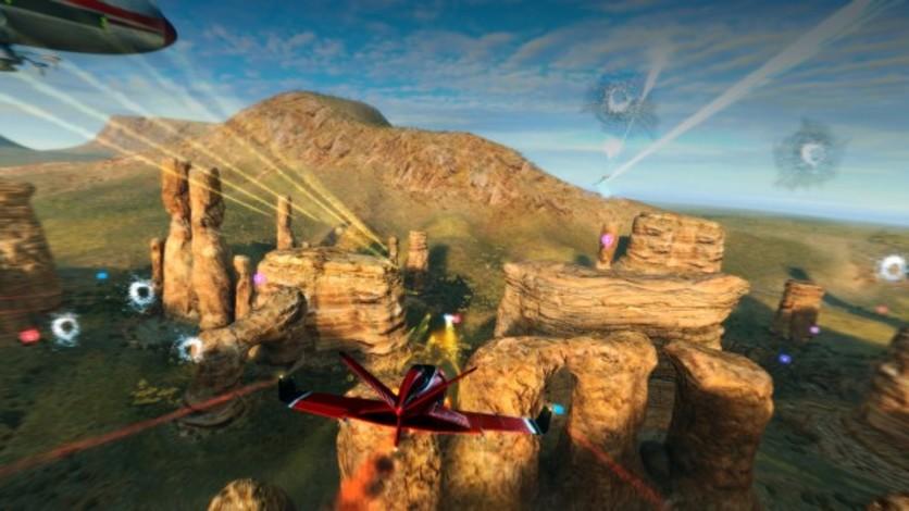 Screenshot 4 - SkyDrift: Gladiator Multiplayer Pack