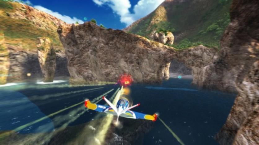 Screenshot 1 - SkyDrift: Gladiator Multiplayer Pack