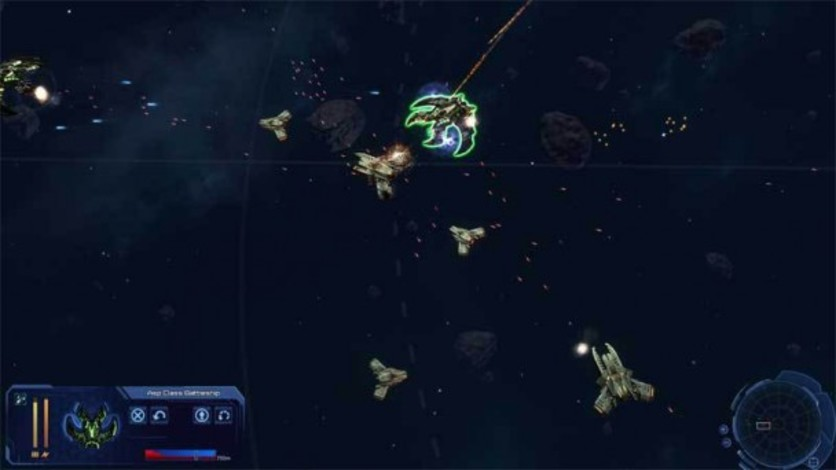 Screenshot 4 - StarDrive 2 - Digital Deluxe Edition