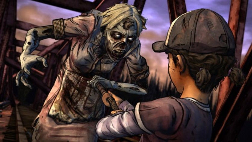 Screenshot 8 - The Walking Dead: Season 2