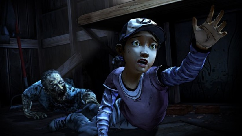 Screenshot 4 - The Walking Dead: Season 2