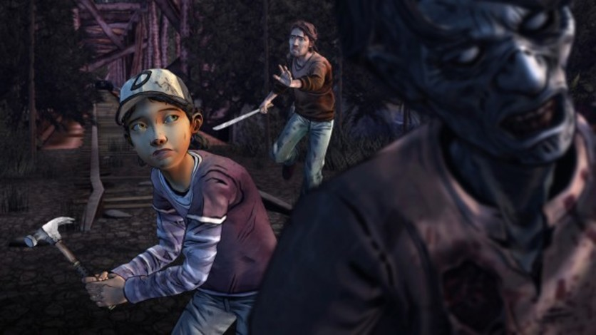 Screenshot 7 - The Walking Dead: Season 2