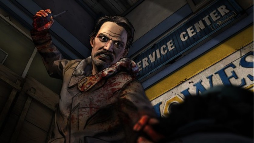 Screenshot 11 - The Walking Dead: Season 2