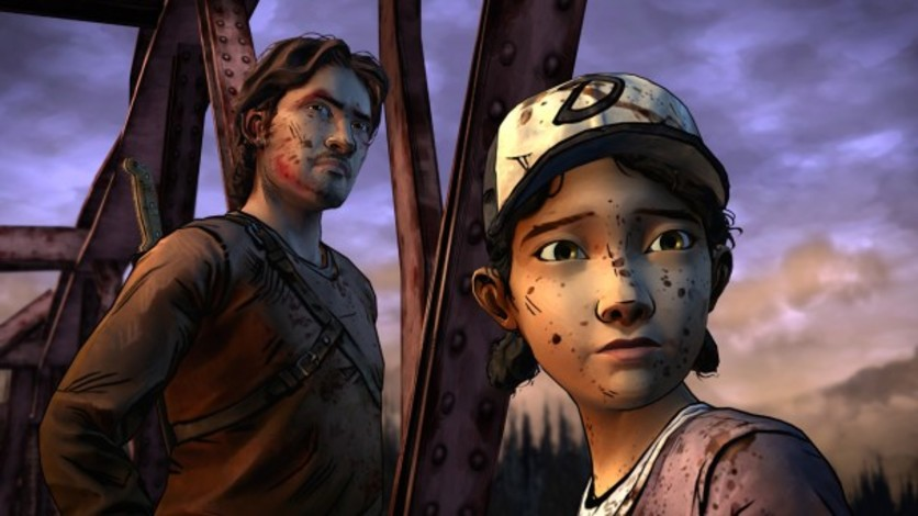 Screenshot 9 - The Walking Dead: Season 2