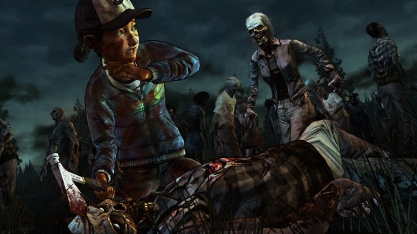 Screenshot 12 - The Walking Dead: Season 2