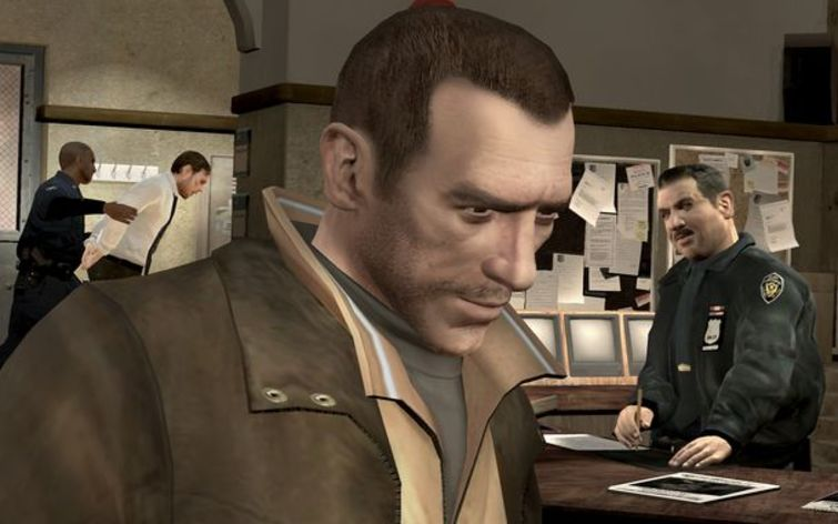 Screenshot 9 - Grand Theft Auto IV