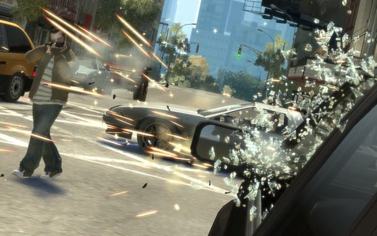 Screenshot 12 - Grand Theft Auto IV