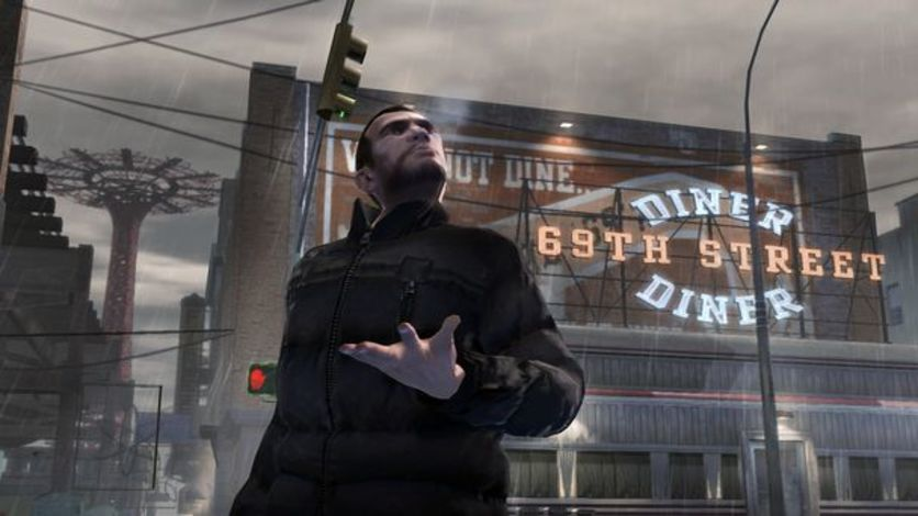 Screenshot 5 - Grand Theft Auto IV