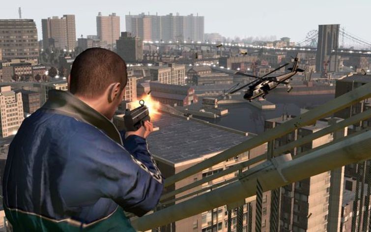 Screenshot 10 - Grand Theft Auto IV
