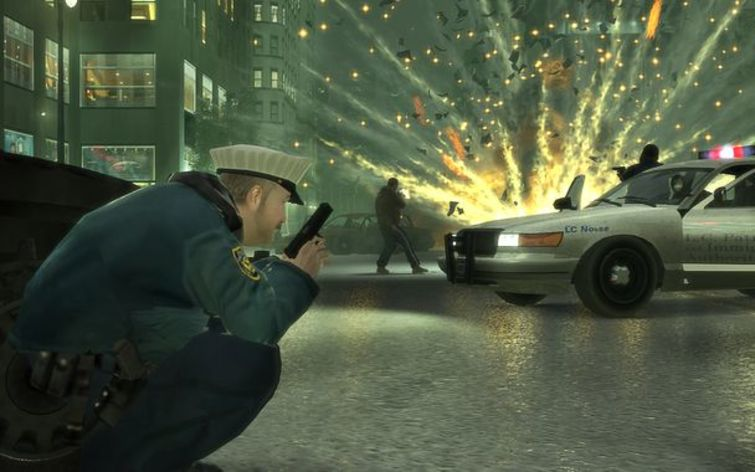Screenshot 11 - Grand Theft Auto IV