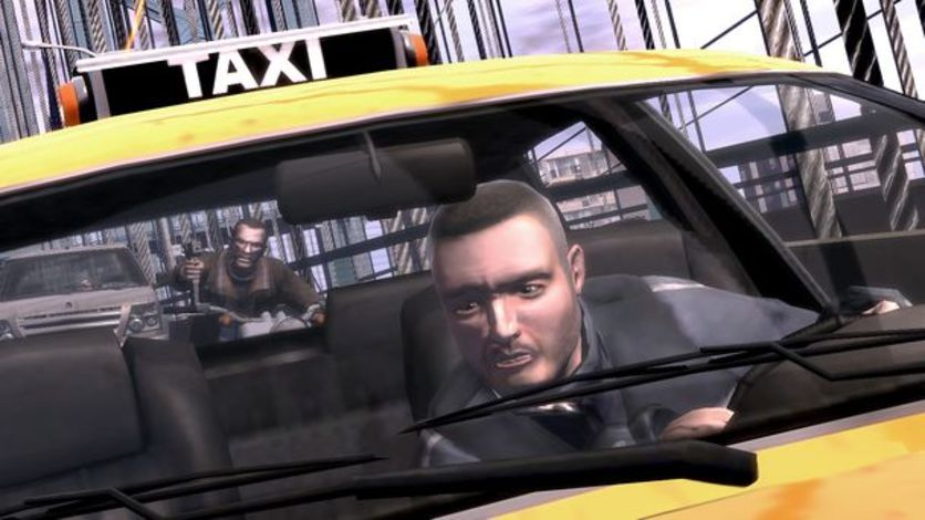 Screenshot 3 - Grand Theft Auto IV