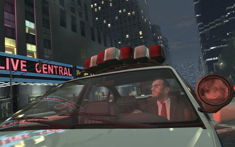 Screenshot 7 - Grand Theft Auto IV