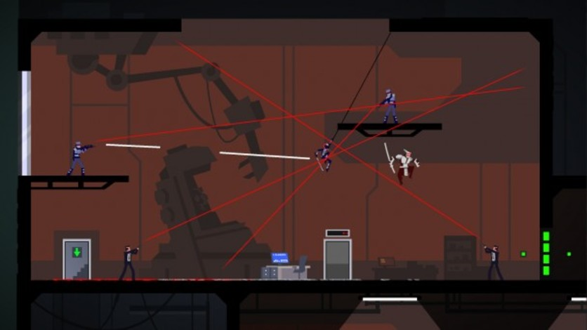 Screenshot 4 - RONIN