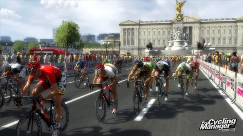 Screenshot 3 - Pro Cycling Manager 2014
