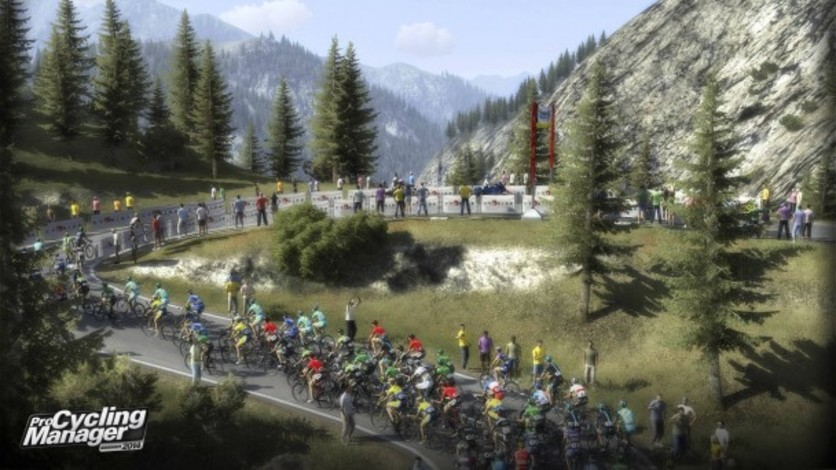 Screenshot 4 - Pro Cycling Manager 2014