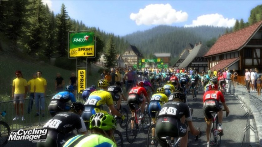 Screenshot 2 - Pro Cycling Manager 2014