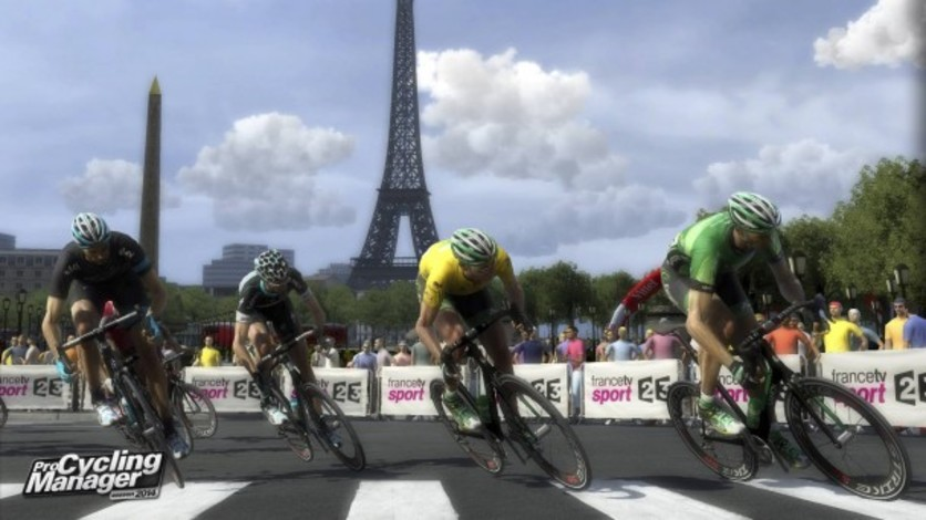Screenshot 5 - Pro Cycling Manager 2014