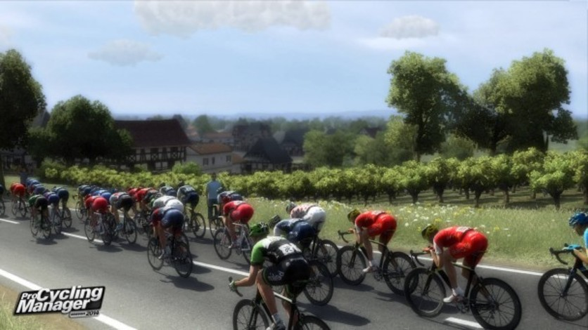 Screenshot 6 - Pro Cycling Manager 2014