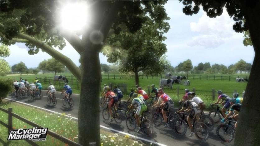 Screenshot 7 - Pro Cycling Manager 2014