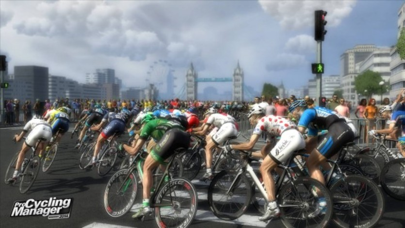 Screenshot 9 - Pro Cycling Manager 2014