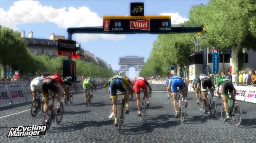 Screenshot 8 - Pro Cycling Manager 2014