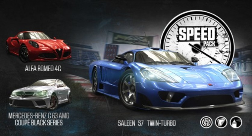 Screenshot 9 - The Crew - Speed Car Pack