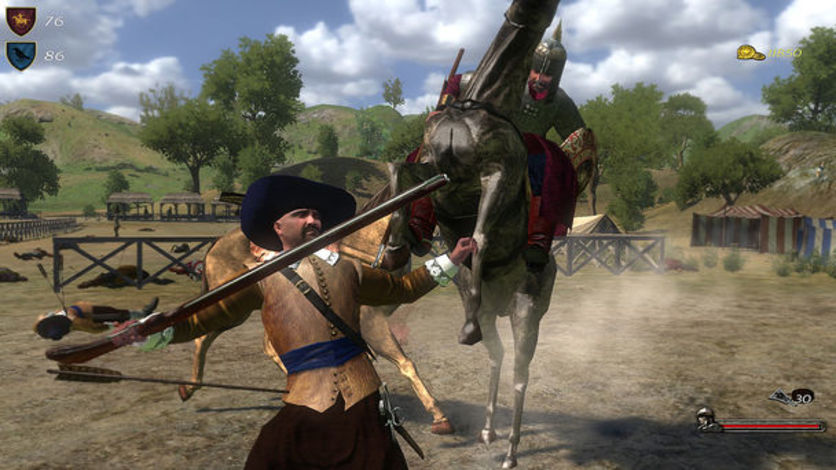 Screenshot 5 - Mount & Blade With Fire & Sword